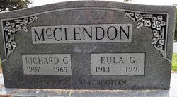 Eula Gay <i>Stanaland</i> McClendon