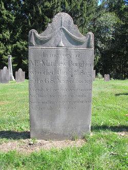 Matthew Boughton