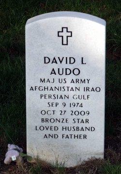 Maj David L. Audo