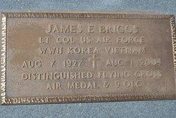 James Jack E Briggs