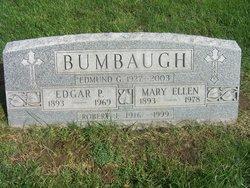 Mary Ellen Nellie <i>Franly</i> Bumbaugh