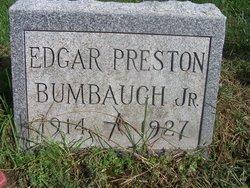 Edgar Preston Bumbaugh, Jr