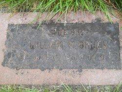 William Allen Billie Bailey