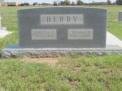 Thomas Benton Berry