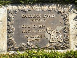 Darlene <i>Davis</i> Dudley