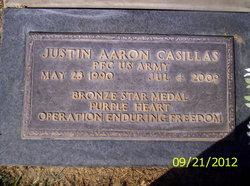 PFC Jason Casillas