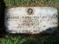 Joseph Carroll Pound
