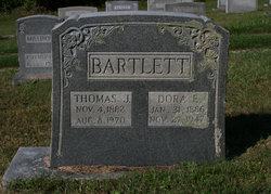 Dora Ellen <i>Conner</i> Bartlett