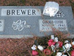 Gerald Clyde Brewer