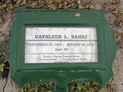 Kathleen <i>Lambert</i> Banks