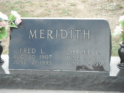 Fred Louis Meridith