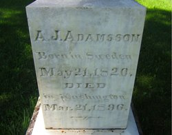 A J Adamsson