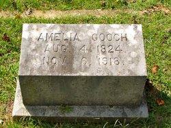 Amelia <i>Thornburgh</i> Gooch
