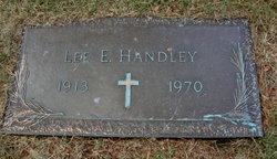 Lee Elmer Jeep Handley