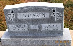 Gwendolyn R. Gwen <i>Lott</i> Petersen