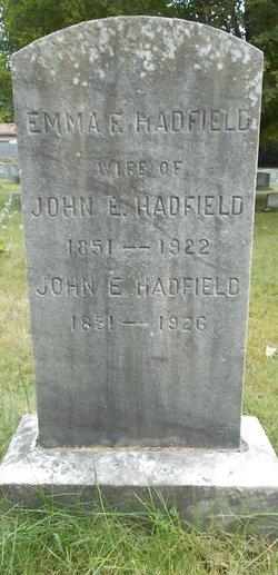 John Edward Hadfield