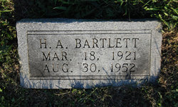 Homer Allen Bartlett, Jr