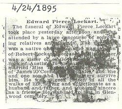 Edward Pierce Lockart