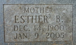 Esther B. <i>Travis</i> Land