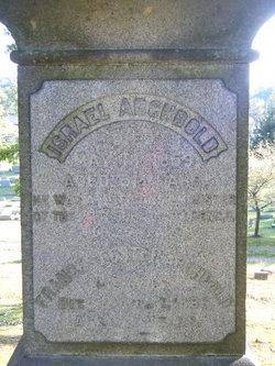 Rev Israel Archbold