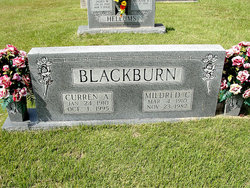 Curren A. Blackburn