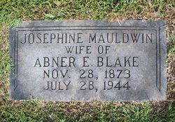 Josephine <i>Mauldin</i> Blake