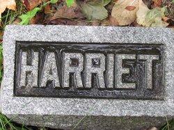 Harriet M <i>Hollister</i> Bishop