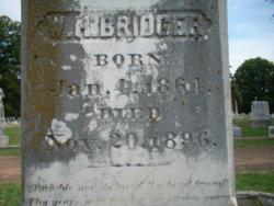 J. William Henry Bridger
