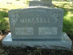 Rosalee Rosie <i>Chenoweth</i> Mikesell