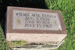 Wilma Mae Cooper