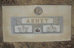 Ora Bell <i>Barnes</i> Abney