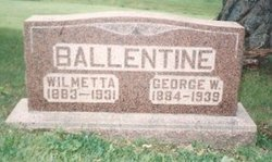 George W Ballentine