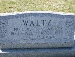 Mary Verna <i>Hoy</i> Waltz