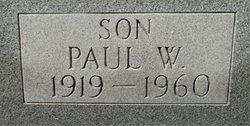 Paul Waverly Pearce