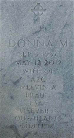 Donna Mae Braun
