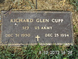 Richard Glen Dick Cupp