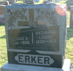 George A Erker