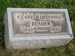 Clare Christine Beamer