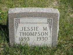 Jessie Mable <i>Dunham</i> Thompson