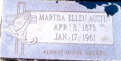 Martha Ellen <i>Meade</i> Austin