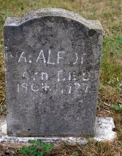 Iva Virginia <i>Johnson</i> Alford