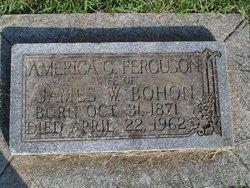 America Gale <i>Ferguson</i> Bohon