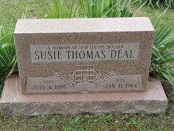Susie <i>Thomas</i> Deal