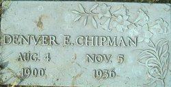 Denver Elmore Chipman
