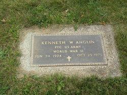 Kenneth W Anglin