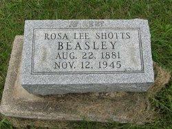Rosa Lee <i>Sholes</i> Beasley
