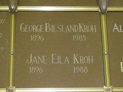Jane Elia <i>Woods</i> Kroh