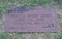 Rebecca Renee Autry