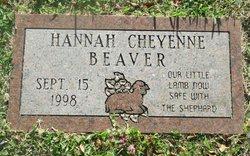 Hannah Cheyenne Beaver