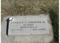 Pearley E Childers, Jr